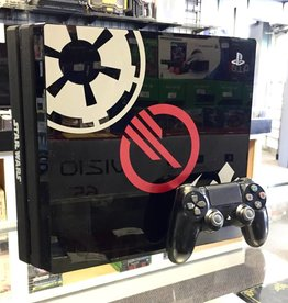 Star Wars Special Edition Playstation 4 (PS4) Pro Console - Used - Fair Condition