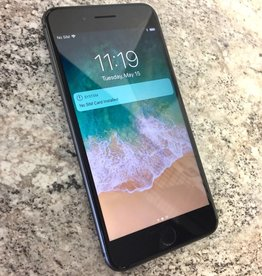 Unlocked - iPhone 8 Plus - 256GB - Space Grey - Fair
