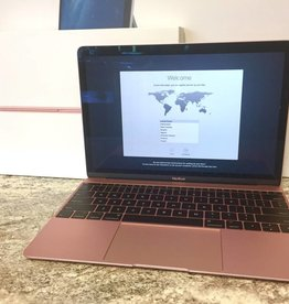 "Mint in Box - Rose Gold 12"" Mid-2017 Macbook - Core m3 1.2/3.0Ghz - 8GB RAM - 256GB SSD"