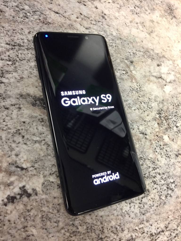 Verizon Only - Samsung Galaxy S9 - 64GB - Black