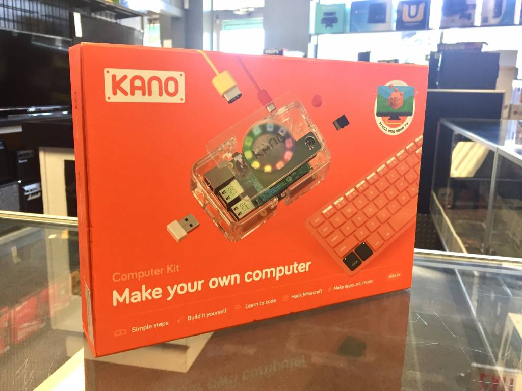 Kano - Make Your Own Computer Kit - New