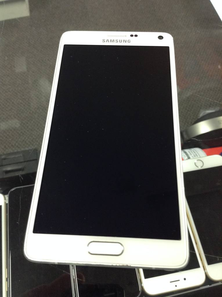 Verizon Only - Samsung Galaxy Note 4 - 32 GB - White