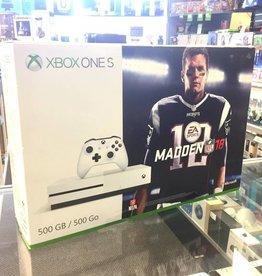 Brand New - Xbox One S 500GB - Madden 18 Bundle
