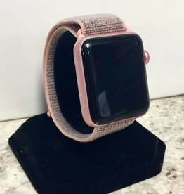 Apple Watch Series 2 - 42mm - Rose Gold - Pink/Coral Scuba Band