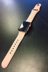 4G/GPS - Series 3 Apple Watch - 38mm - Rose Gold - Fair