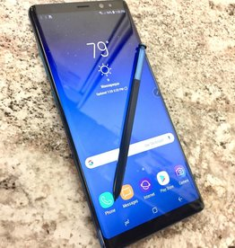 Unlocked - Samsung Galaxy Note 8 - 64GB - Deep Sea Blue