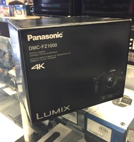 New - PANASONIC LUMIX FZ1000 20.1MP 4K Point & Shoot Camera