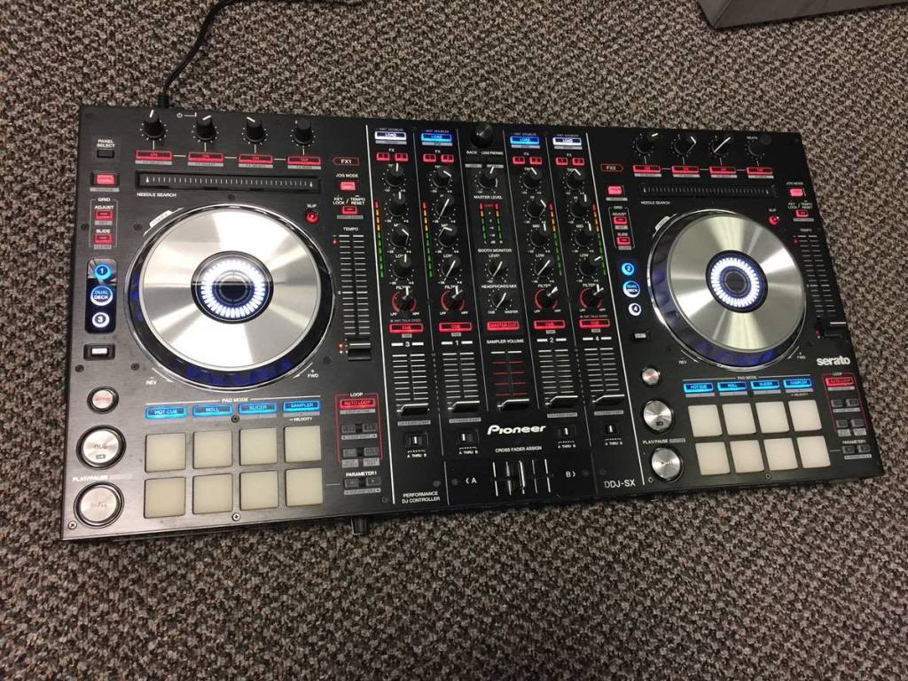 Pioneer DDJ-SX Digital DJ Controller