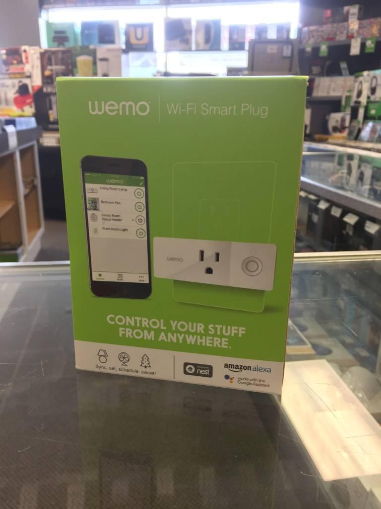 Wemo WiFi Smart Plug - New