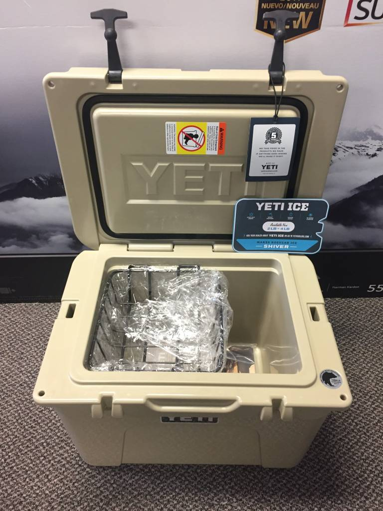 Yeti	Tundra 35 Rugged Cooler - New Open Box