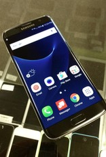 Sprint Only - Samsung Galaxy S7 Edge - 32GB - Black