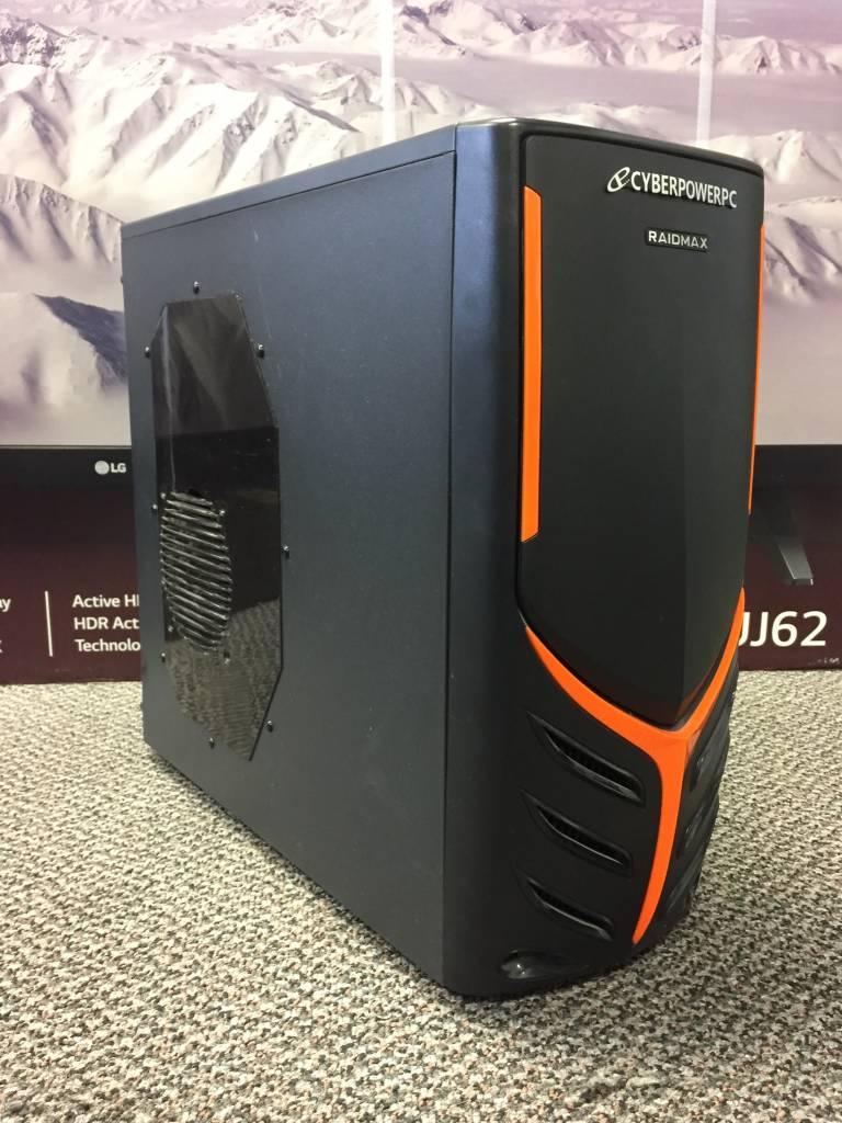 CyberPower Raidmax Custom Gaming PC - AMD FX 4300 3.8Ghz