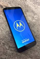 Unlocked - Motorola Moto G6 - 32GB - Black - Fair