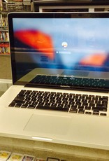 "Apple Macbook Pro - 15"" Late 2008 - Intel Core 2 Duo 2.53GHz 8GB Ram 500GB HD"