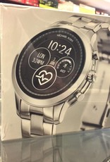 Factory Sealed - Michael Kors Access Runway Smart Watch - Silver