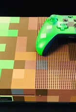 Microsoft Xbox One S 1TB - MineCraft Edition - Gaming Console System