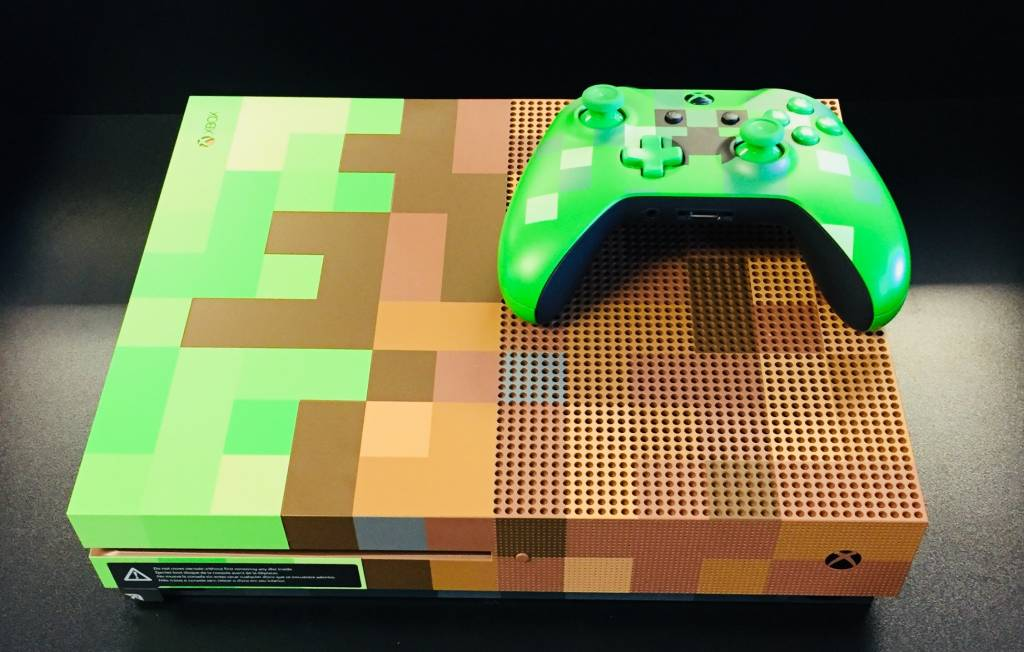 Microsoft Xbox One 1TB - MineCraft Edition - Gaming Console System