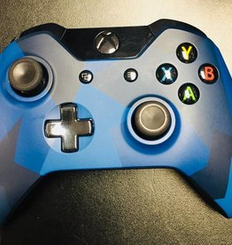 Microsoft Xbox One Wireless Controller - Model 1537 - Midnight Forces Edition