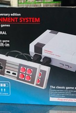 Cool Baby Retro Nintendo Entertainment System NES -  Mini Machine Anniversary Edition - 600 Built-in Games