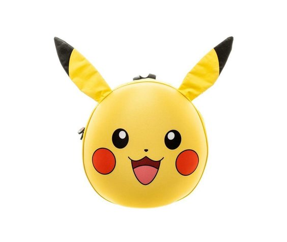 POKEMON BACKPACK - PIKACHU 3D MOLDED