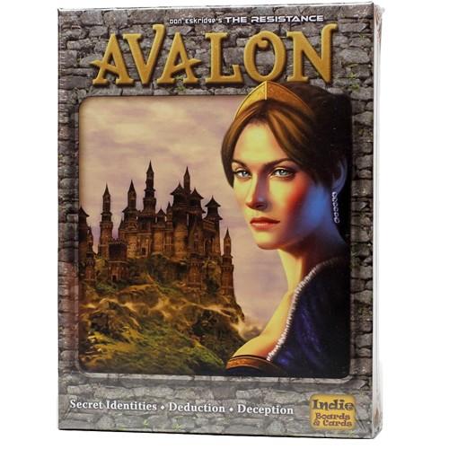 AVALON - BOARD GAME