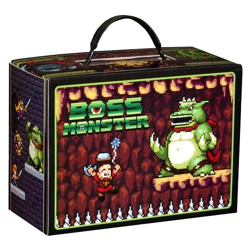BOSS MONSTER COLLECTOR BOX