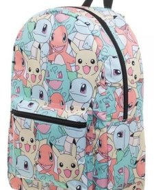 POKEMON STARTER BACKPACK
