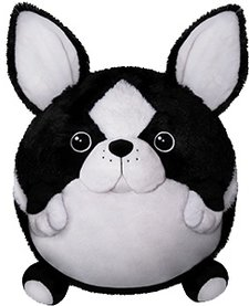 SQUISHABLE - BOSTON TERRIER