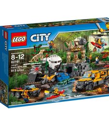 LEGO JUNGLE EXPLORATION SITE