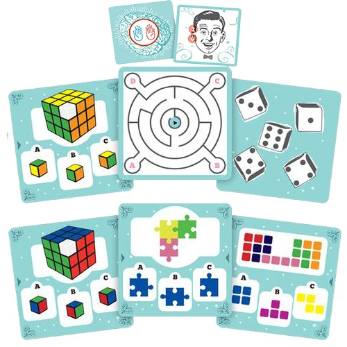 BRAINTOPIA CARD GAME