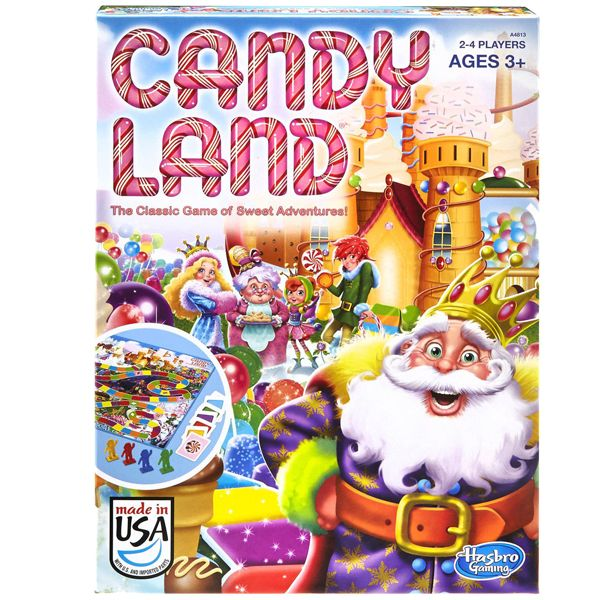 CANDY LAND CLASSIC GAME