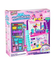 HAPPY PLACES - GAMES ROOM AND LAUNDRY
