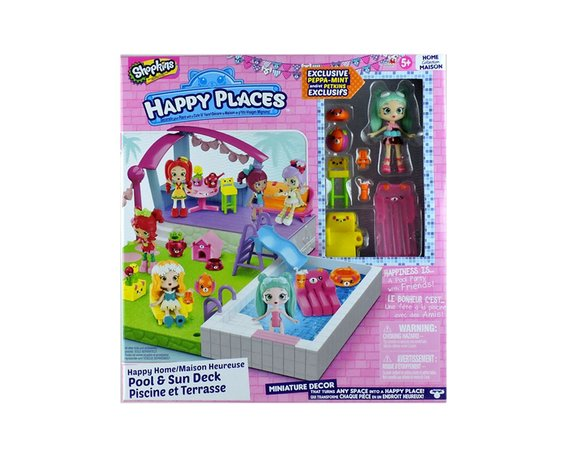 HAPPY PLACES - POOL AND SUN DECK