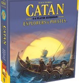 CATAN  EXPLORERS AND PIRATES EXTENSION 5-6 PLAYERS