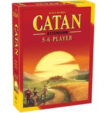 CATAN EXTENSION 5-6 PLAYERS