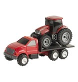CASE IH - TRUCK WITH TRACTOR