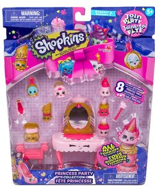 SHOPKINS - PRINCESS/WEDDING PARTY COLLECTION