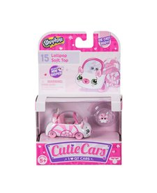 SHOPKINS CUTIE CARS - SINGLE PACK