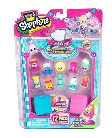SHOPKINS - 12 PACKS - SEASON 6