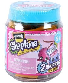 SHOPKINS - 2 PACK - SEASON 6