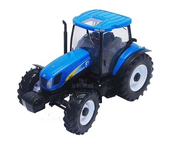 NEW HOLLAND - BLUE TRACTOR