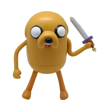 ADVENTURE TIME JAKE
