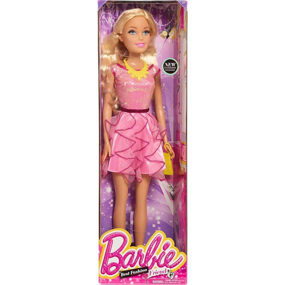 "BARBIE 28"" DOLL"