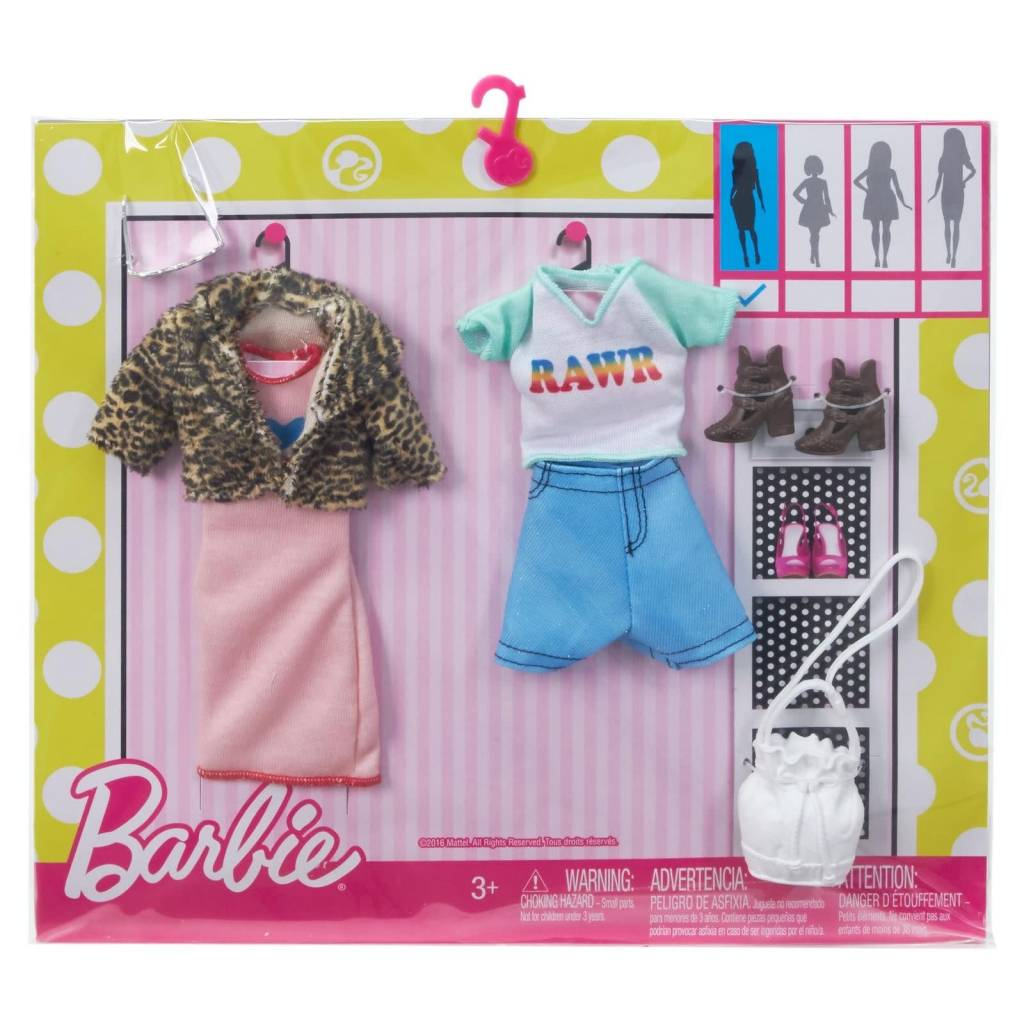 BARBIE CLOTHING ASSORTED
