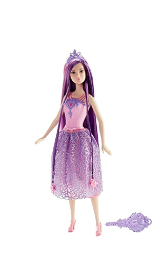BARBIE LONG HAIR PRINCESS DOLL
