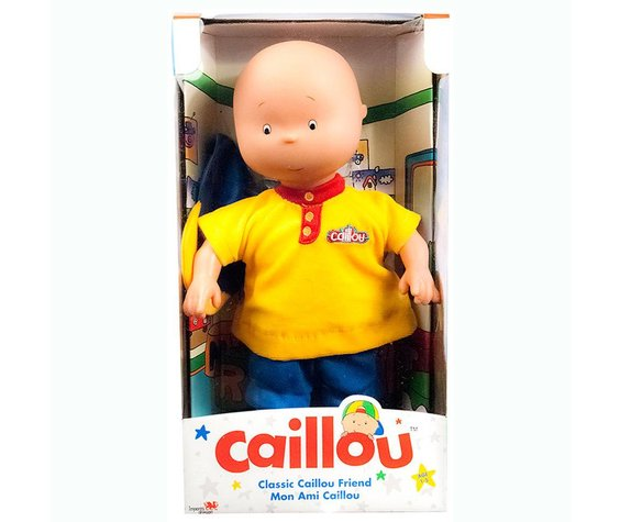CAILLOU CLASSIC DOLL