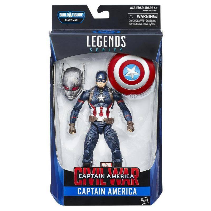 CAPTAIN AMERICA CIVIL WAR FIGURE