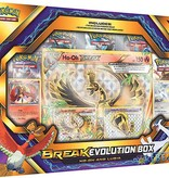 BREAK EVOLUTION BOX - HO-OH AND LUGIA