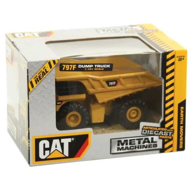 CAT METAL MACHINES - DUMP TRUCK