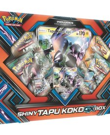 SHINY TAPU KOKO GX BOX